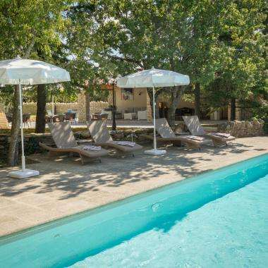 Hotel Le Jas de Gordes - Swimming Pool